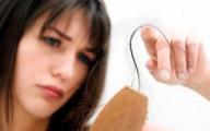 причины выпадения волос у женщин