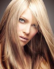 Методика тонирования волос
