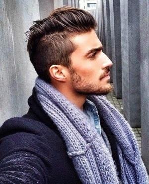 модные мужские стрижки