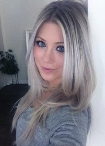 светло-пепельный цвет волос фото 3