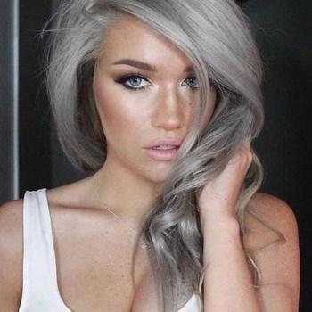 Пепельные цвета волос фото и название цвета