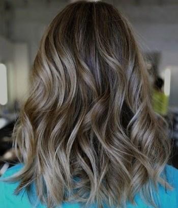темно-пепельный цвет волос ajnj
