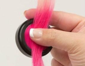 как наносить пастель для волос