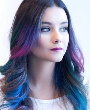 цветные мелки для волос фото 4